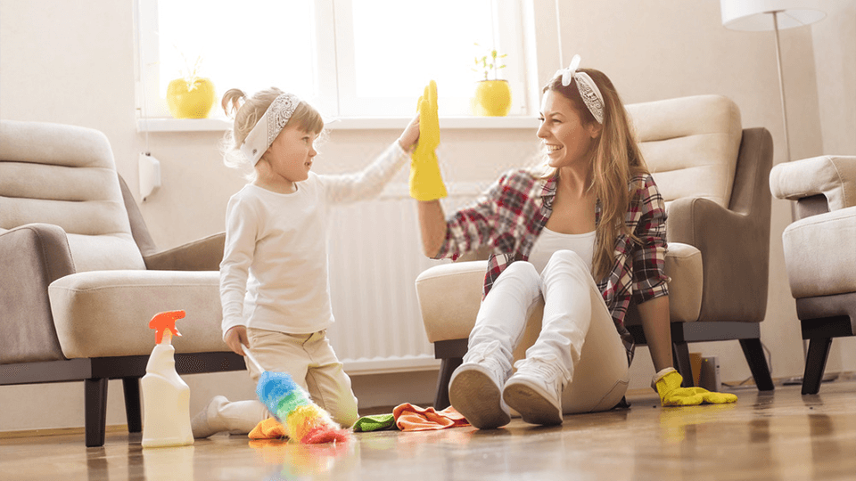 10 Tips to Keep a House Clean