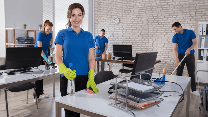 Importance of Deep Cleaning the Office