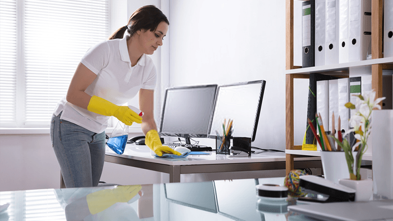 How Long Should it Take to Clean an Office