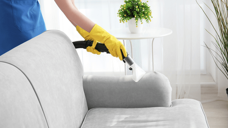 Get Furniture Cleaning Services