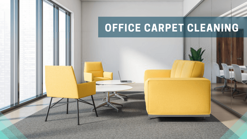 Office Carpet Cleaning in Leeds
